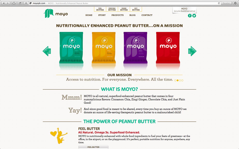 MOYO Peanut Butter
